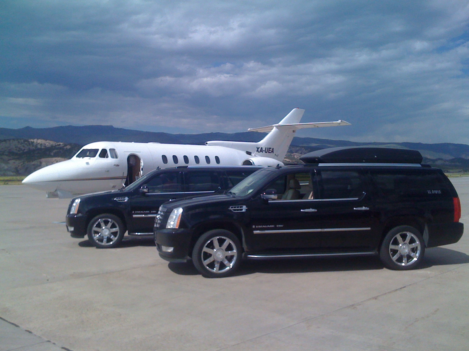 Car Service From Denver Airport To Aspen